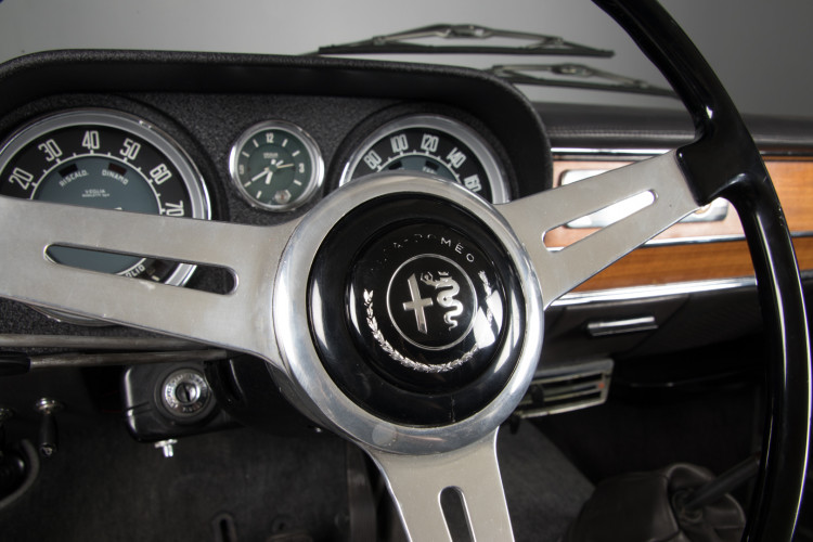 1965 Alfa Romeo Giulia Super 1600 13