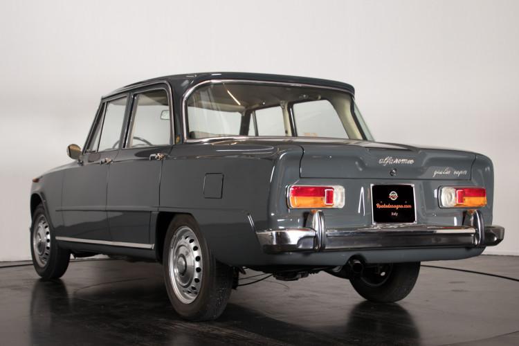 1965 Alfa Romeo Giulia Super 1600 9
