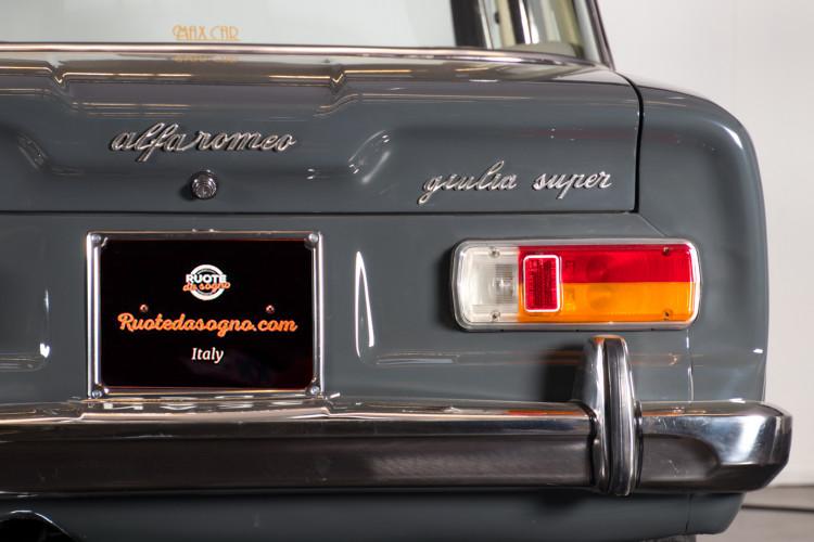 1965 Alfa Romeo Giulia Super 1600 7