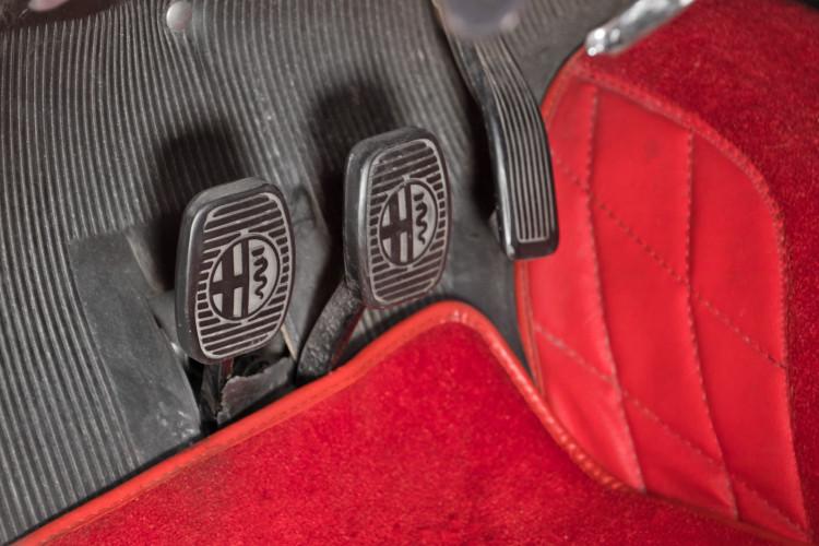 1959 Alfa Romeo Giulietta spider 12