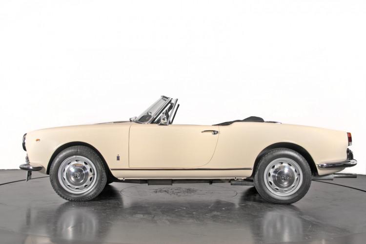 1959 Alfa Romeo Giulietta spider 7