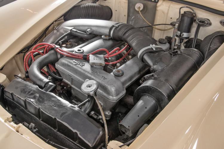 1959 Alfa Romeo Giulietta spider 25