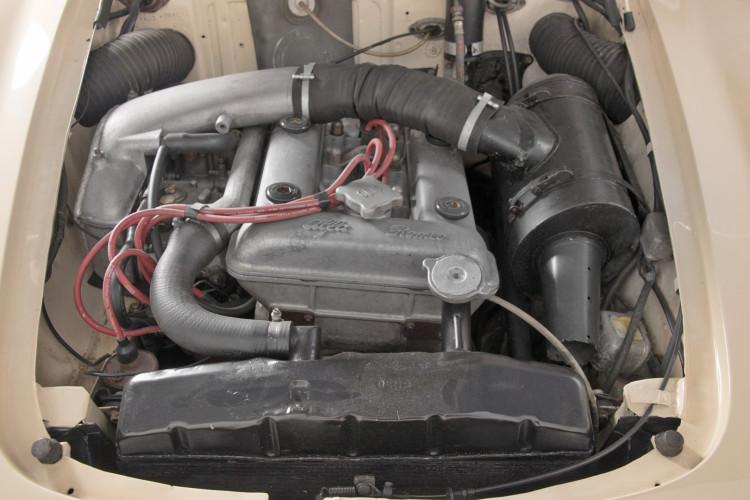 1959 Alfa Romeo Giulietta spider 26