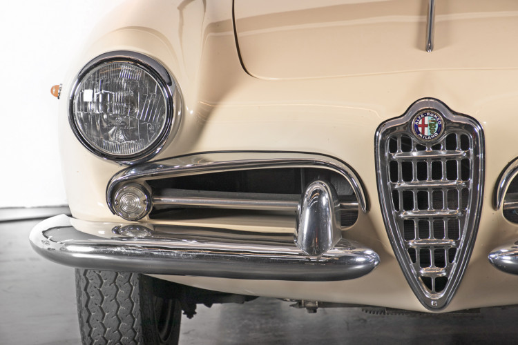 1959 Alfa Romeo Giulietta spider 8