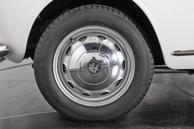 1961 Alfa Romeo Giulietta Sprint  10