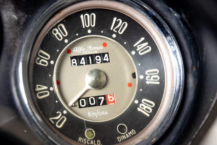1960 Alfa Romeo Giulietta Sprint  18