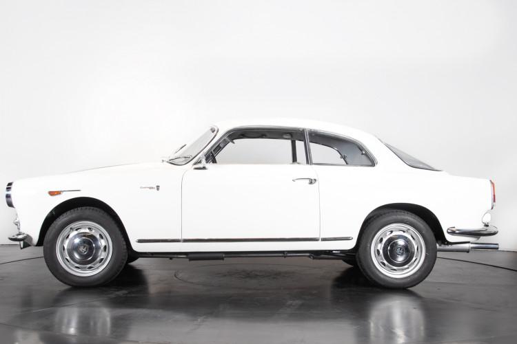 1960 Alfa Romeo Giulietta Sprint  1