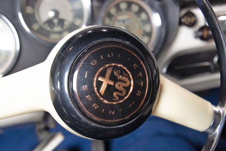 1961 Alfa Romeo Giulietta Sprint  23