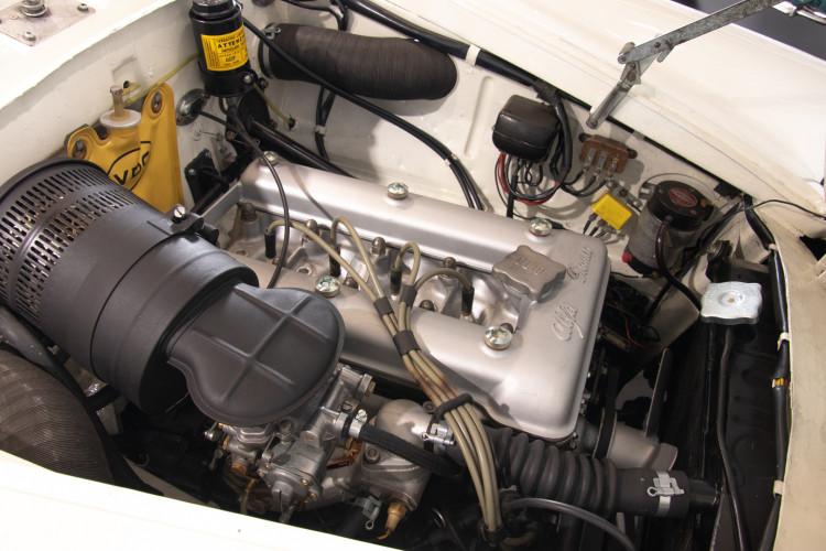 1960 Alfa Romeo Giulietta Sprint  30
