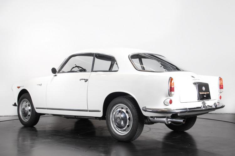 1960 Alfa Romeo Giulietta Sprint  2
