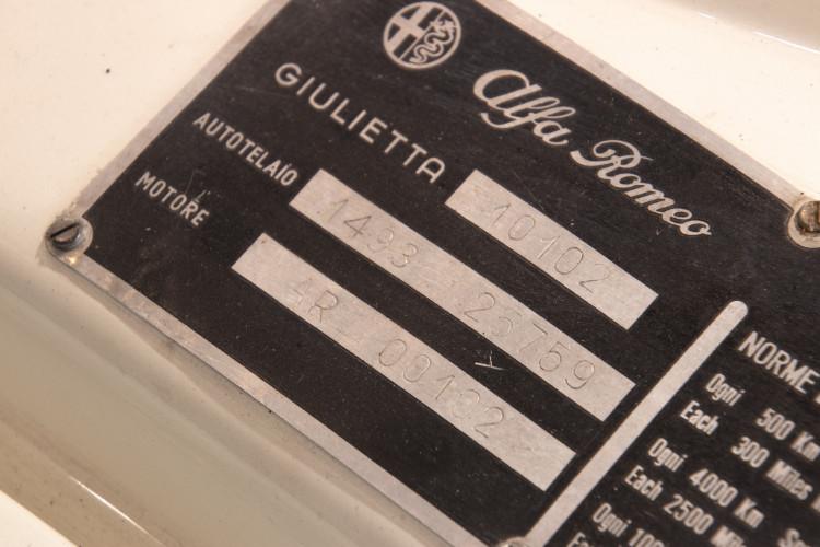 1960 Alfa Romeo Giulietta Sprint  31