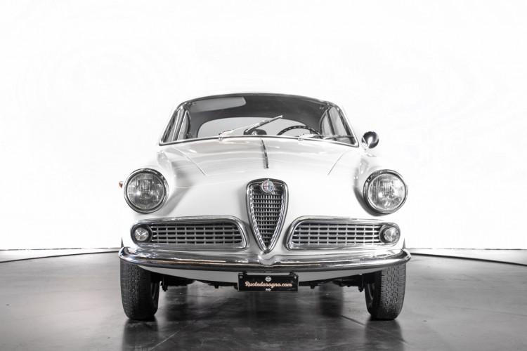 1961 Alfa Romeo Giulietta Sprint  2