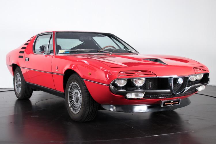 1971 Alfa Romeo Montreal 4