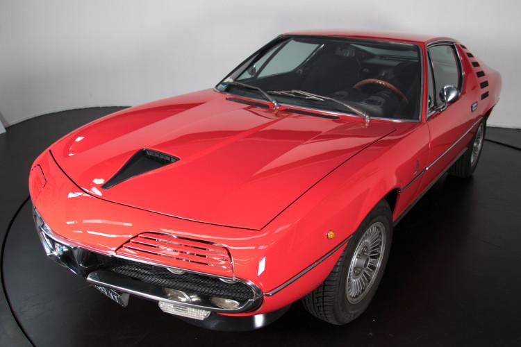 1971 Alfa Romeo Montreal 1
