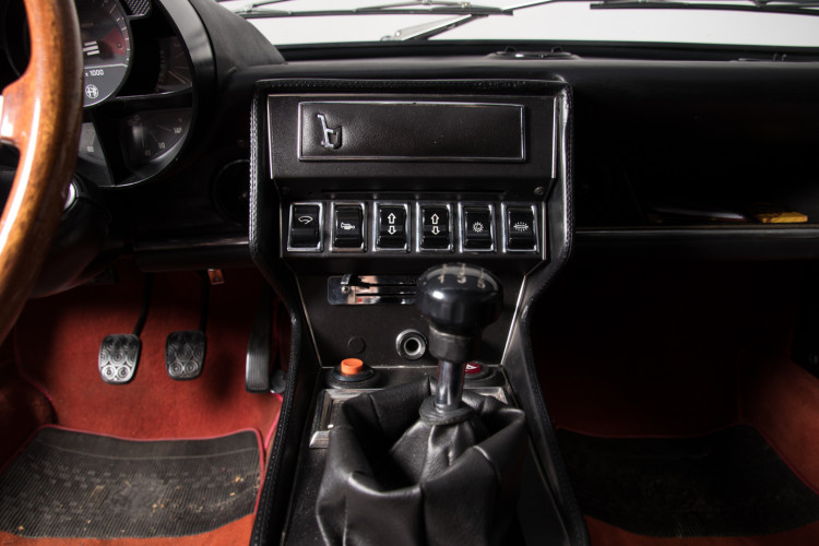 1971 Alfa Romeo Montreal 16