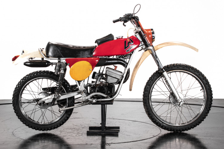 1977 Aprilia Scarabeo 50 1