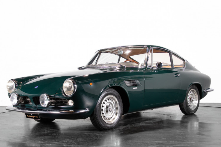 1965 ASA 1000 GT 0