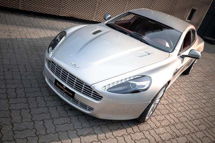 2010 Aston Martin Rapide 6.0 V12 10