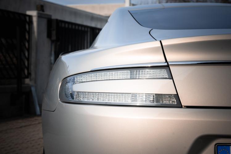 2010 Aston Martin Rapide 6.0 V12 6