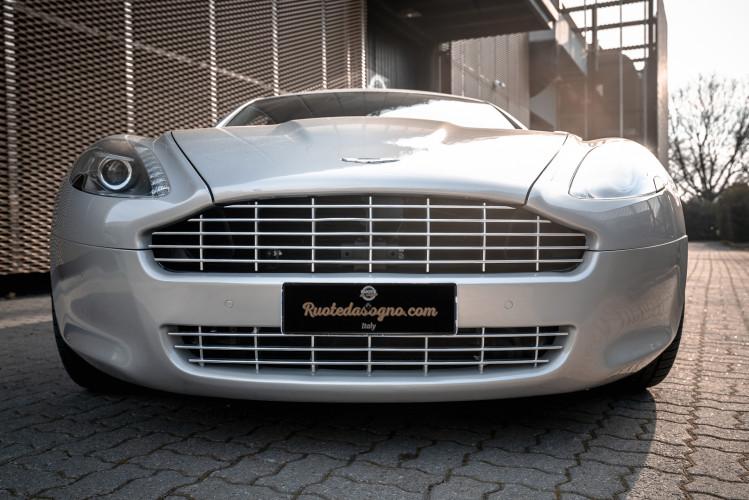 2010 Aston Martin Rapide 6.0 V12 12