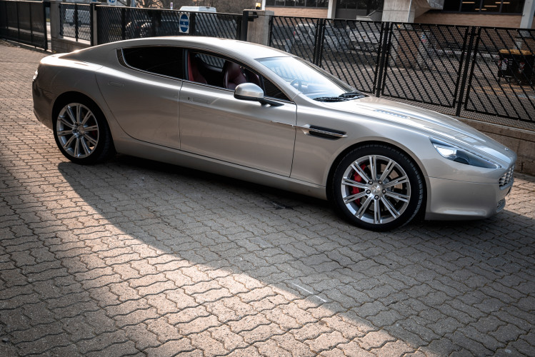 2010 Aston Martin Rapide 6.0 V12 13