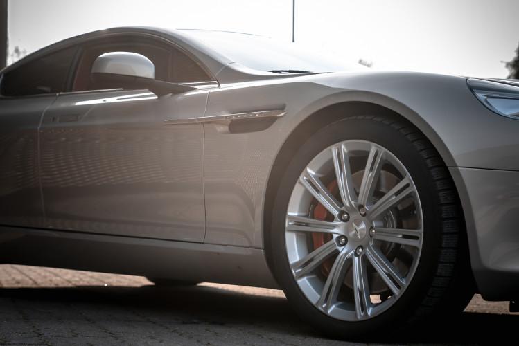 2010 Aston Martin Rapide 6.0 V12 16