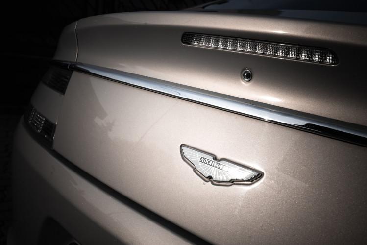 2010 Aston Martin Rapide 6.0 V12 17