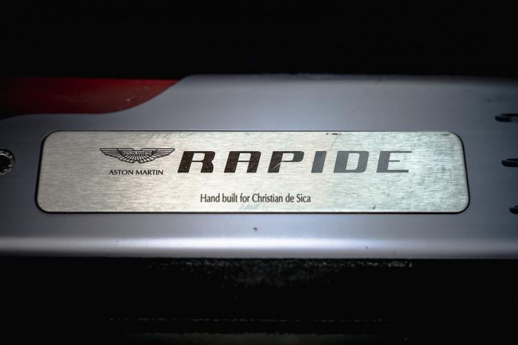 2010 Aston Martin Rapide 6.0 V12 34