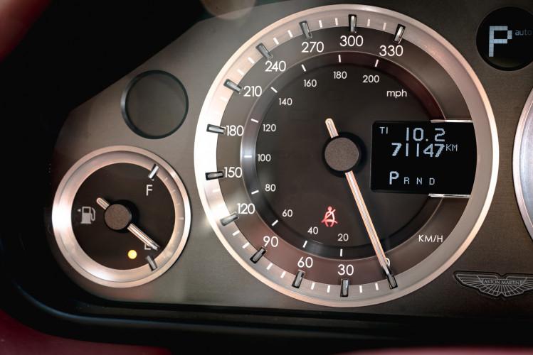 2010 Aston Martin Rapide 6.0 V12 56