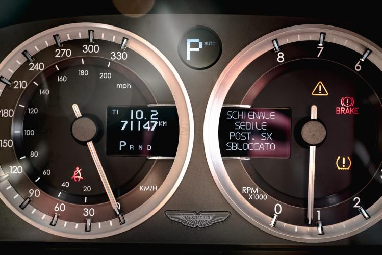 2010 Aston Martin Rapide 6.0 V12 58