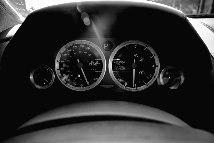 2010 Aston Martin Rapide 6.0 V12 57