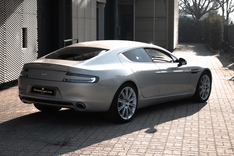 2010 Aston Martin Rapide 6.0 V12 61