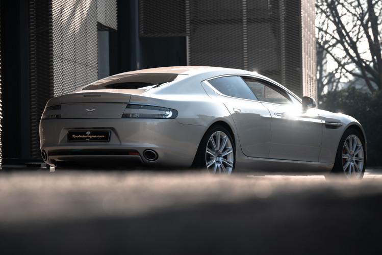 2010 Aston Martin Rapide 6.0 V12 63