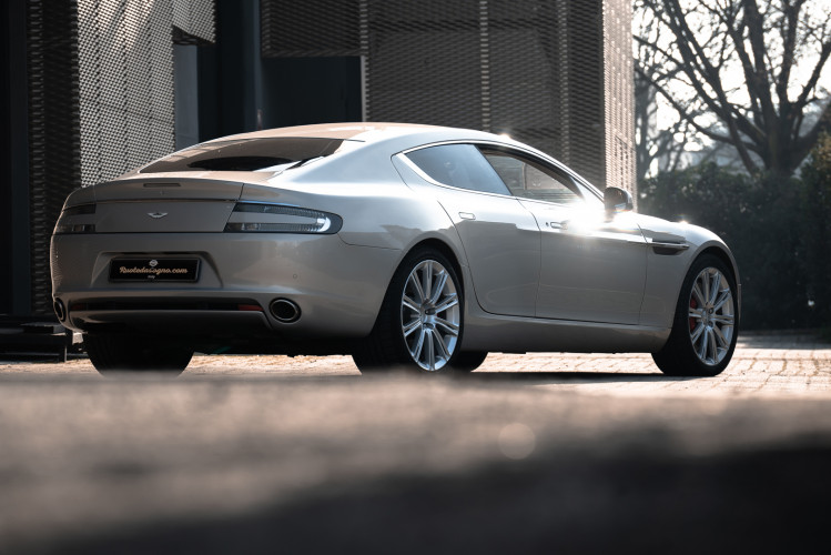 2010 Aston Martin Rapide 6.0 V12 1