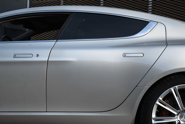2010 Aston Martin Rapide 6.0 V12 23