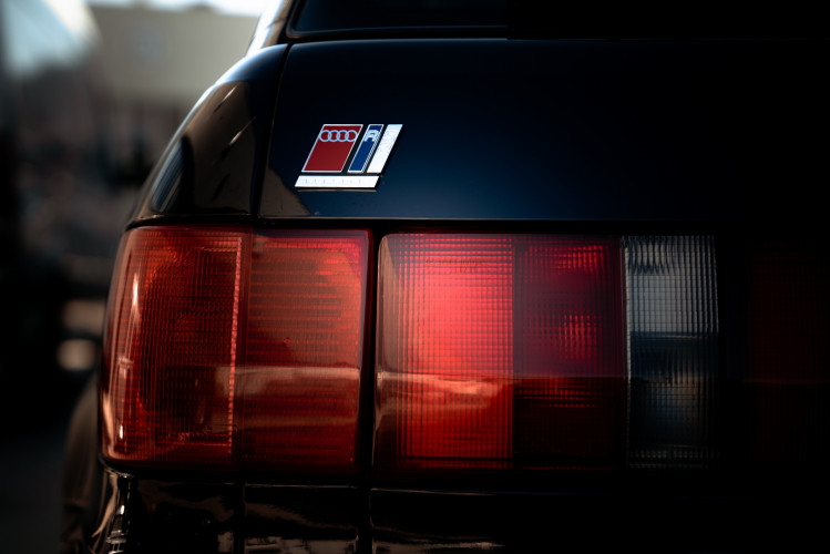 1994 AUDI RS2 Avant 10