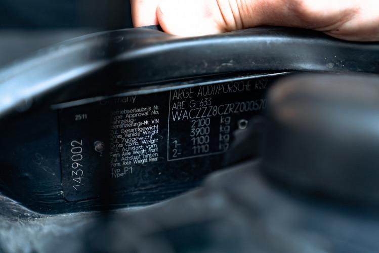 1994 AUDI RS2 Avant 34