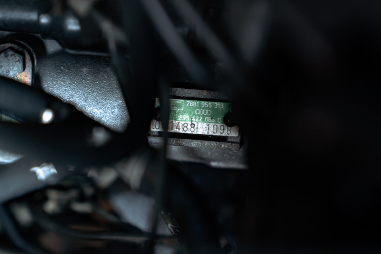 1994 AUDI RS2 Avant 35