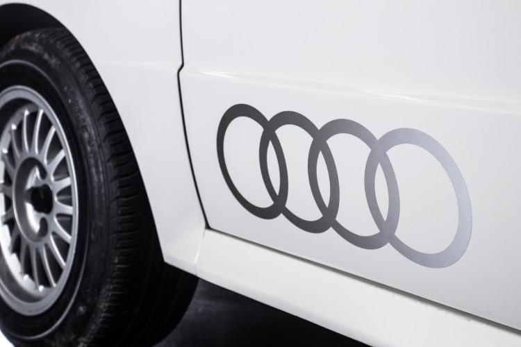 1982 Audi Quattro 2