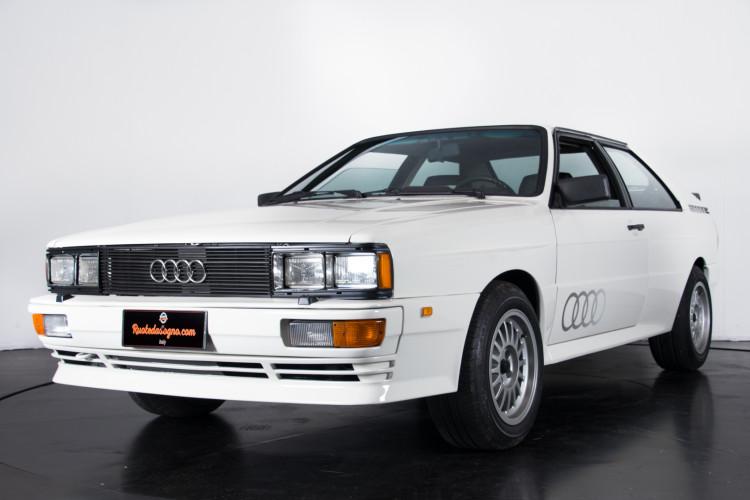 1982 Audi Quattro 0