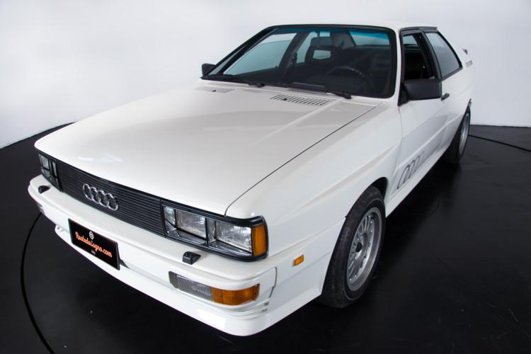 1982 Audi Quattro 10