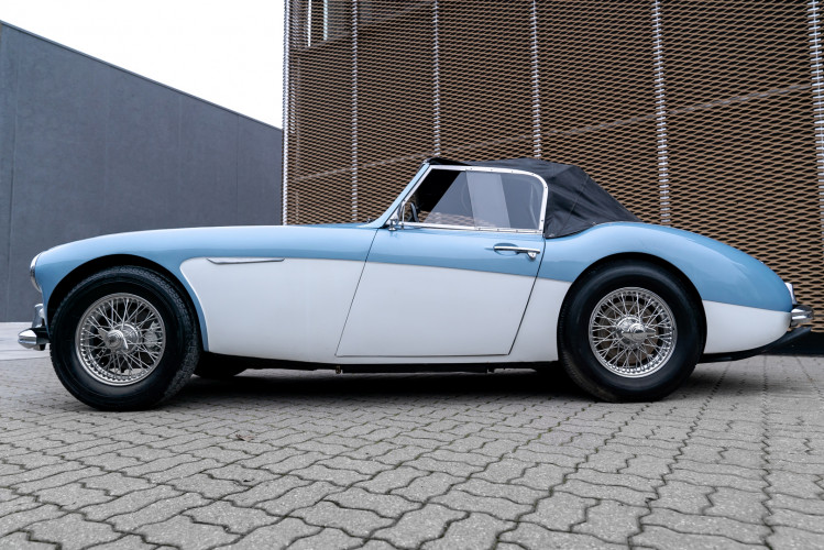 1957 Austin-Healey 100/6 1