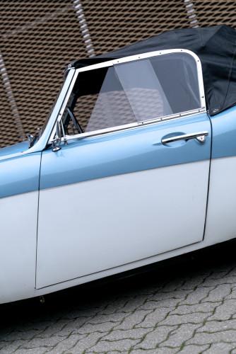 1957 Austin-Healey 100/6 23