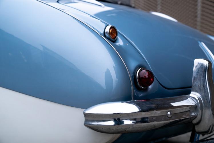 1957 Austin-Healey 100/6 25