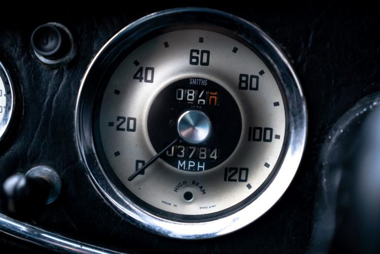 1957 Austin-Healey 100/6 35