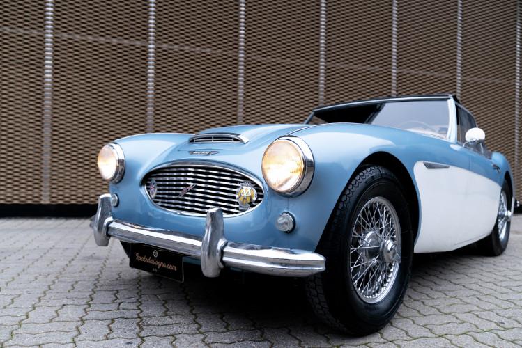 1957 Austin-Healey 100/6 7