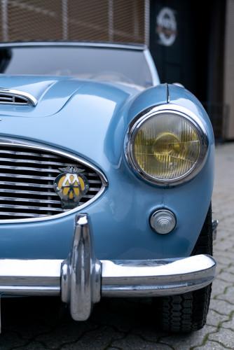 1957 Austin-Healey 100/6 34