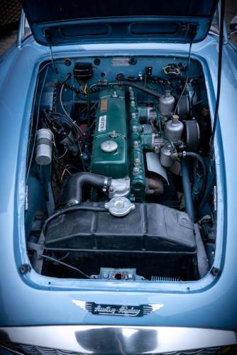 1957 Austin-Healey 100/6 10