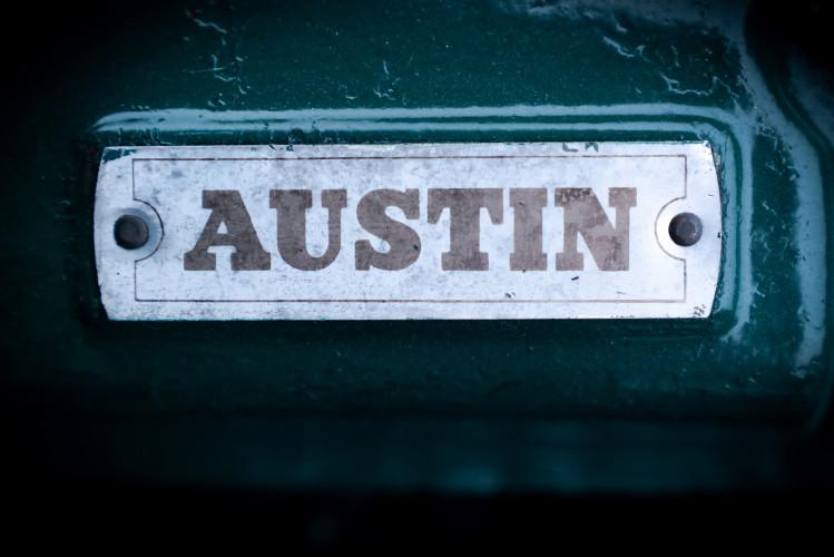 1957 Austin-Healey 100/6 9