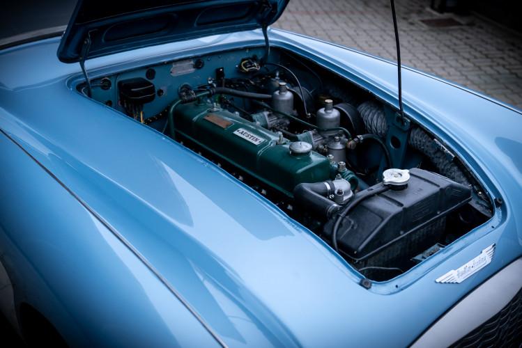 1957 Austin-Healey 100/6 12